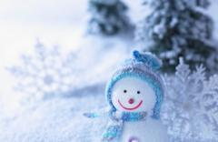 Topic Images_A Cute Snowman_YEdgQ2Y